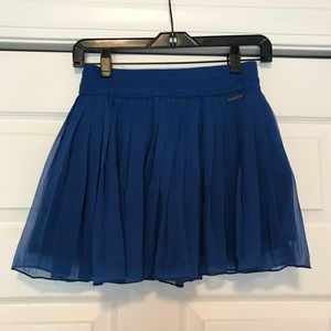 Abercrombie & Fitch Skirts - Electric Blue Mini Skirt